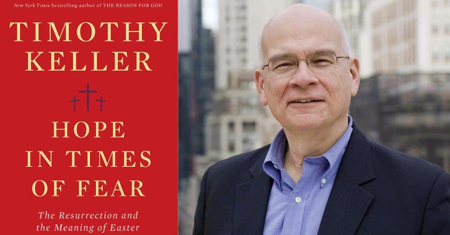Tim Keller, Keller's new book isn't about his cancer diagnoisis but racial justice