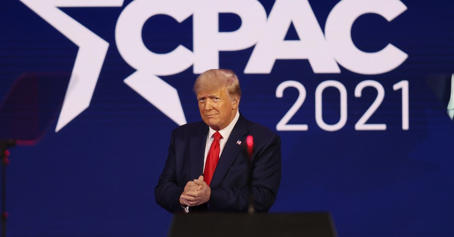 Donald Trump, Trump Urges Supporters to Get Vaccinated from Covid