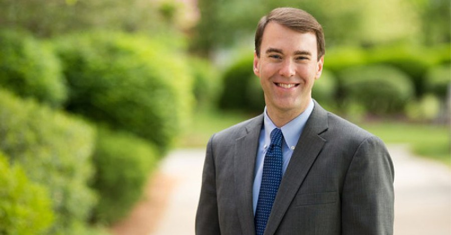 D Michael Lindsay, Lindsay to become the new Taylor University President