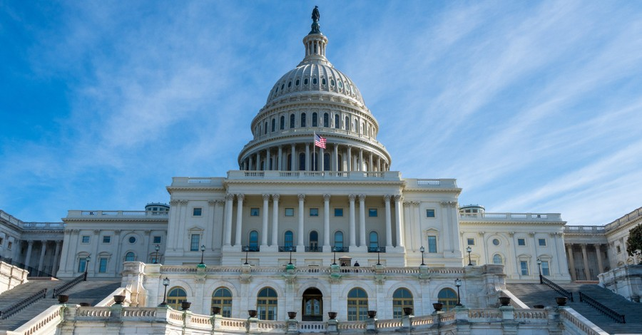 Capitol Hill, Senators are warned that the Equality Act would close many religious organizations