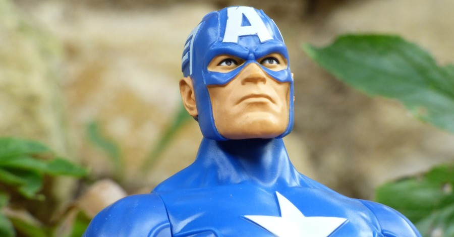 Captain America action figure, Marvel to introduce gay teen Captain America
