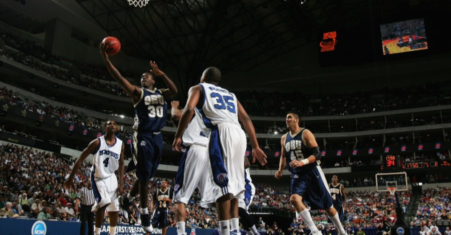 Oral Roberts basketball players, Columnist argues that the NCAA Should Boot Oral Roberts Due to Biblical Beliefs on LGBT Issues