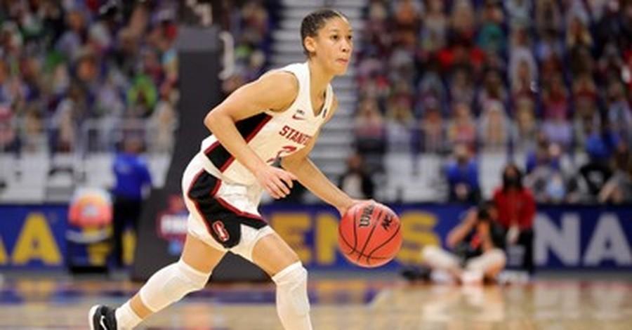Anna Wilson, Wilson praises Jesus ahead of NCAA championship win
