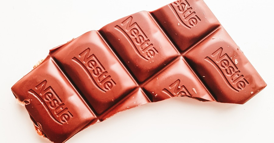 Nestle chocolate, Nestle and three other major companies say bans on biological boys in girls' sports are 'discriminatory'