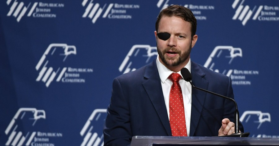 Dan Crenshaw, Rep Crenshaw asks for prayers following emergency eye surgery