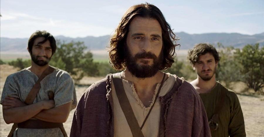 Jesus in The Chosen, The Chosen passes 100 million views