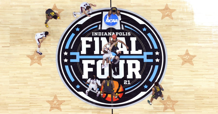 NCAA Final Four basketball game, NCAA threatens to pull championship games from states banning transgender girls from competing in women's sports
