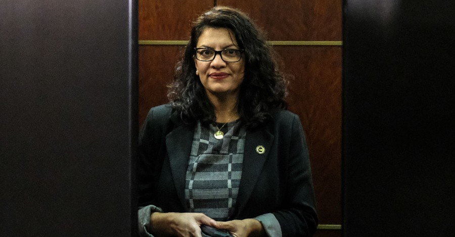 Rashida Tlaib, Tlaib calls for the end of policing
