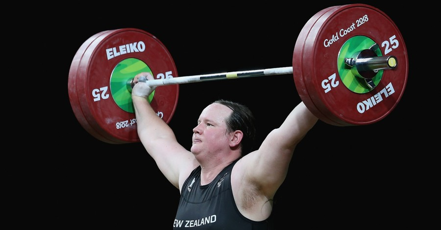 Laurel Hubbard, Hubbard may be the first transgender athlete to compete in the Olympics