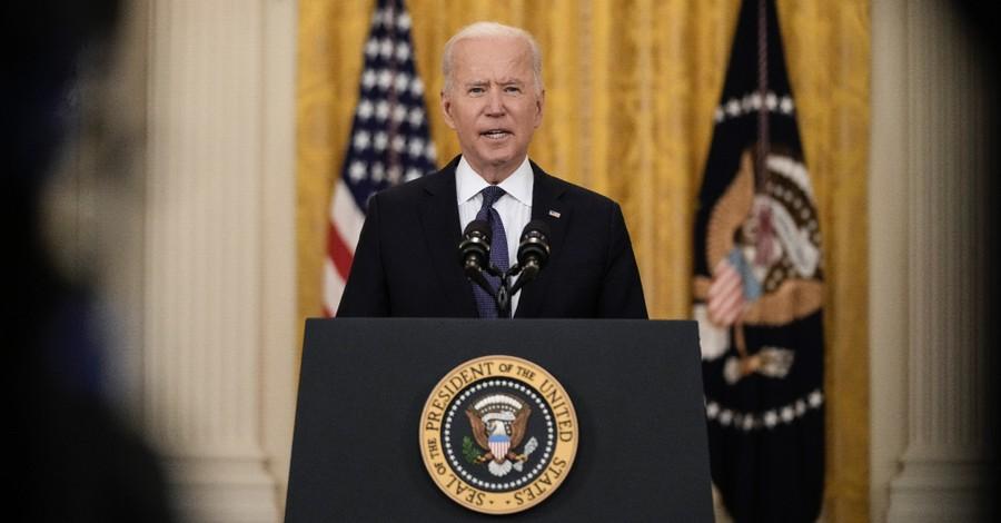 Joe Biden, White Evangelicals largely disapprove of Biden's performance