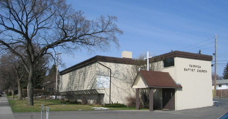 Fairview Baptist Church, Canadian church ordered to close for violating COVID-19 restrictions