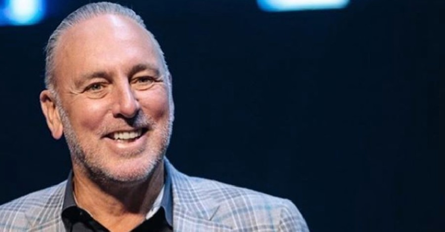 Brian Houston, Houston speaks out for the first time since Carl Lentz's firing