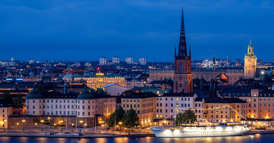 A Church of Sweden church in Stockholm, Church of Sweden proclaims itself 'transgender'