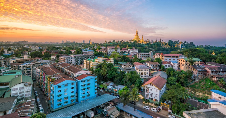 Myanmar city, 4 civilians are killed in Myanmar near Catholic Church