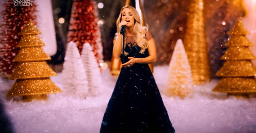 Carrie Underwood, Underwood wins Top Christian Album Award