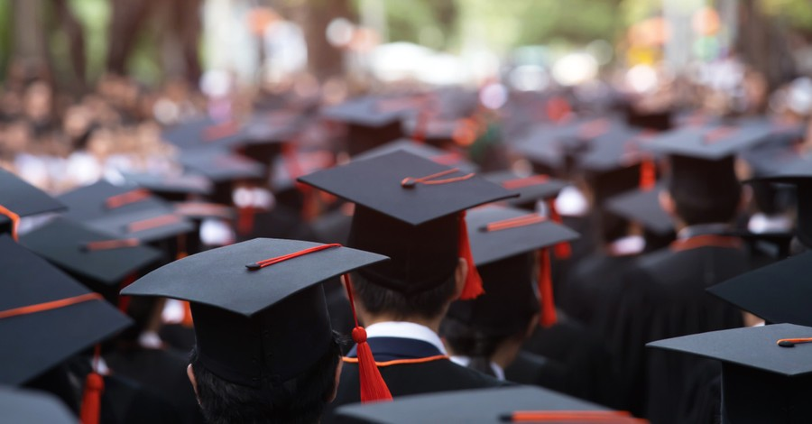 Graduating people, Michigan school reverses course and will now allow student to reference her faith in her graduation speech