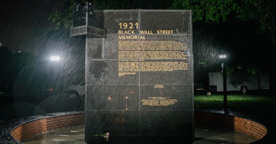 Black Wall Street Memorial, Remembering the Tulsa Race Massacre on its 100 year anniversary