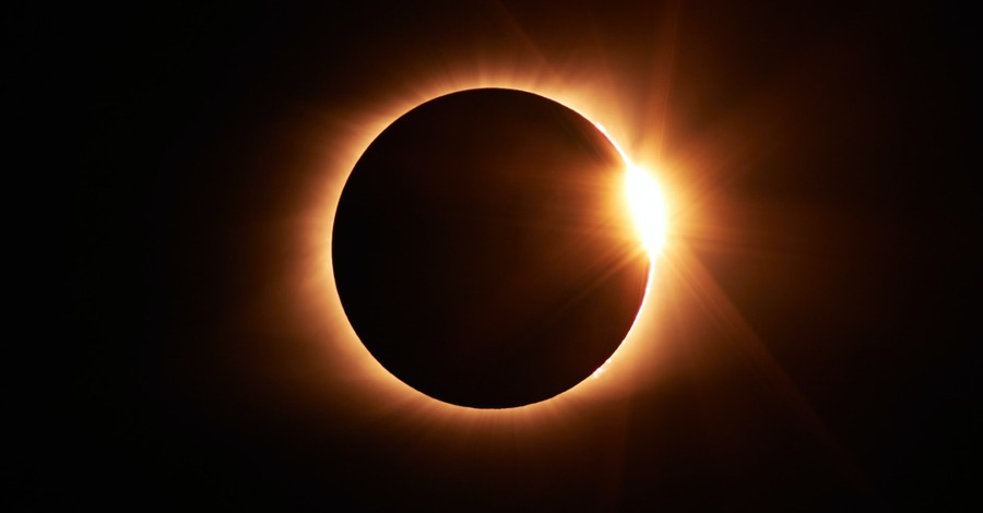 A solar eclipse, a ring of fire solar eclipse will grace the sky on June 10