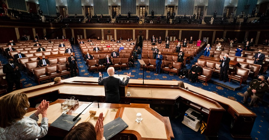 Congress in Session, Politics makes a lousy worldview