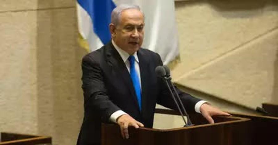 Benjamin Netanyahu, Netanyahu criticizes Biden Administration in his farewell speech