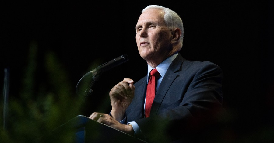 Mike Pence, DeSantis and Pence Headline Faith and Freedom Coalition's 'Road to the Majority' Conference