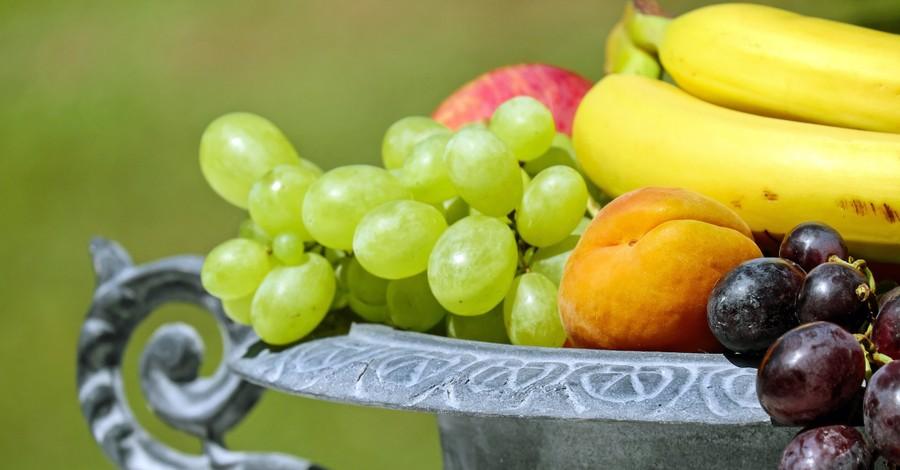 A bowl of fruit, We need good fruit