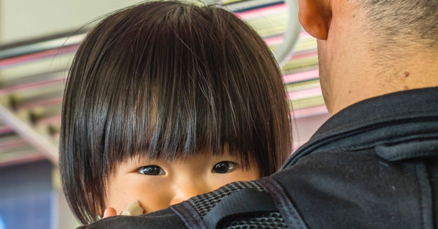 A young Chinese child, Is China's Next Leap Forced Procreation?