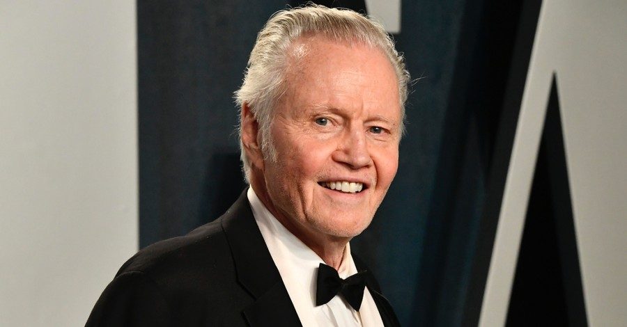 Jon Voight, Voight opens up about a life changing encounter with God