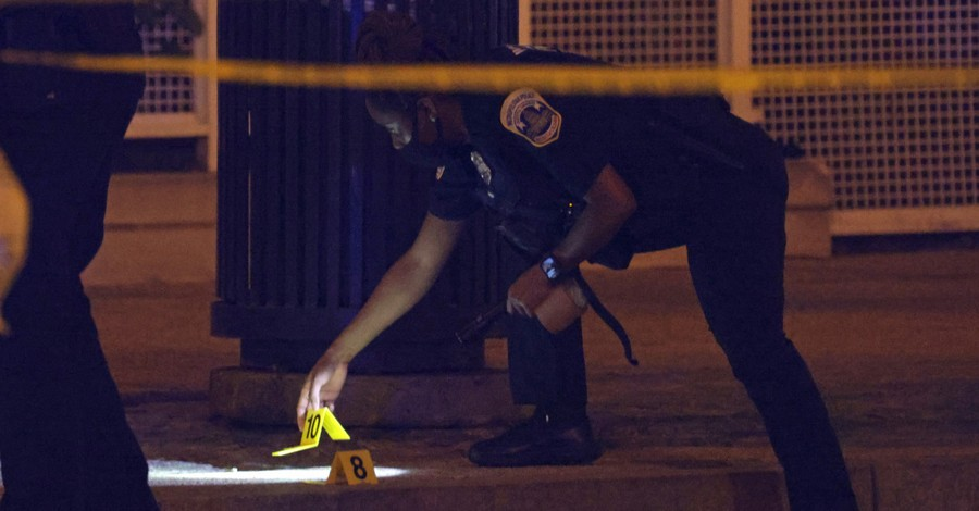 Police investigating shooting outside of Nationals, 3 injured following a shooting outside of Nationals Stadium
