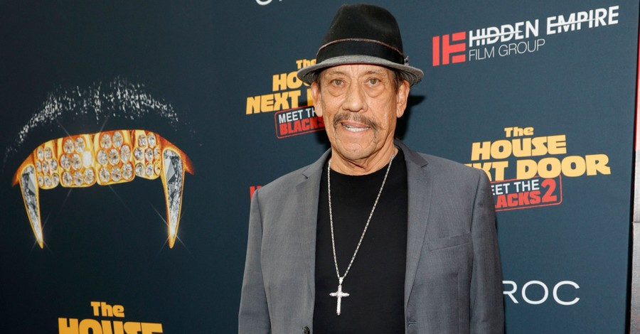 Danny Trejo, Trejo opens up about how God rescued him from prison and a life of addiction