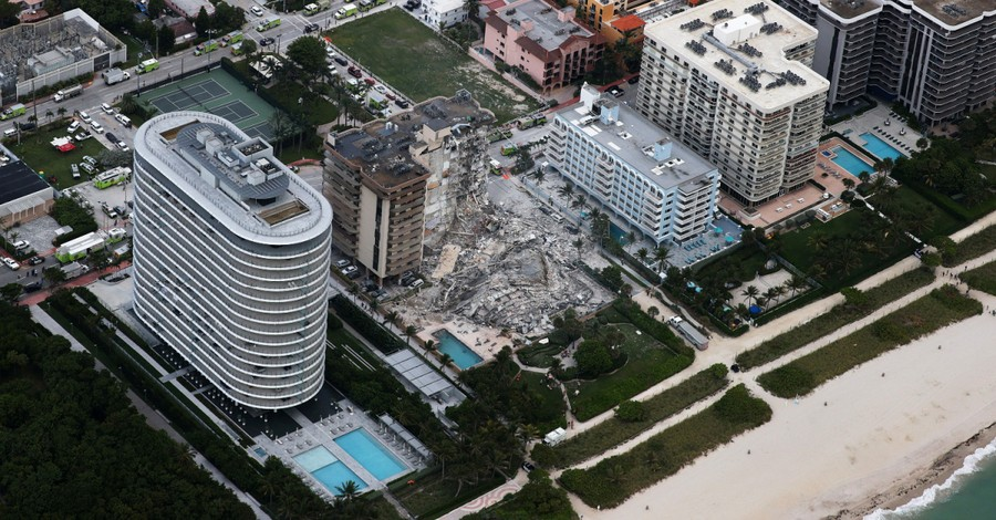 building collapse in Florida