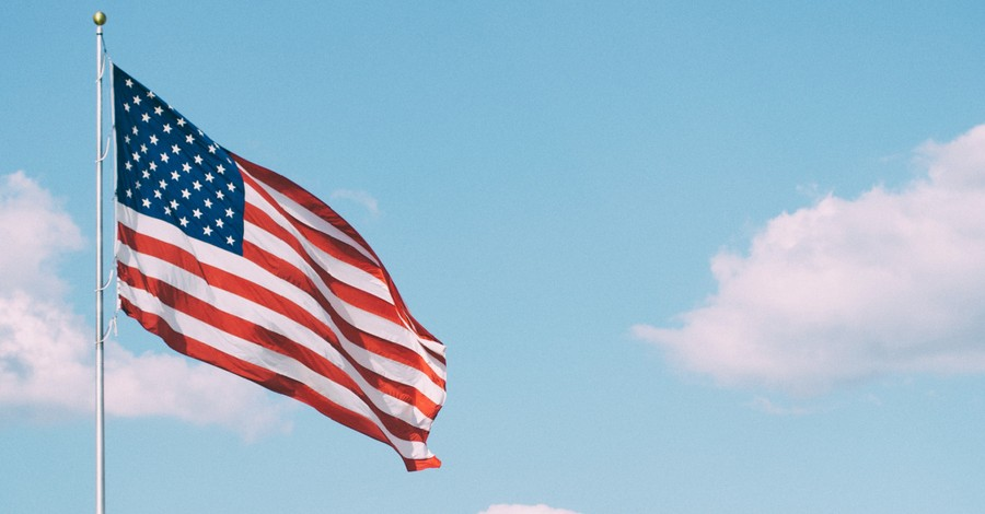 An American flag, how you can help repair our political system