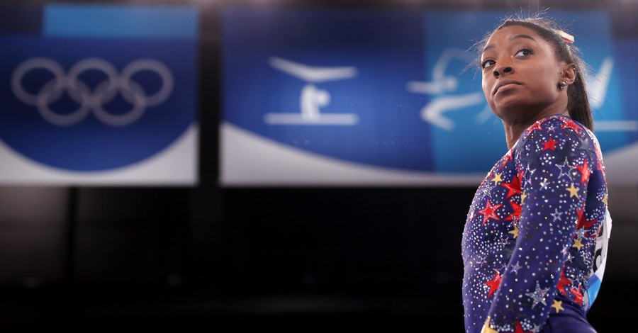 Simone Biles, How God can redeem our challenges