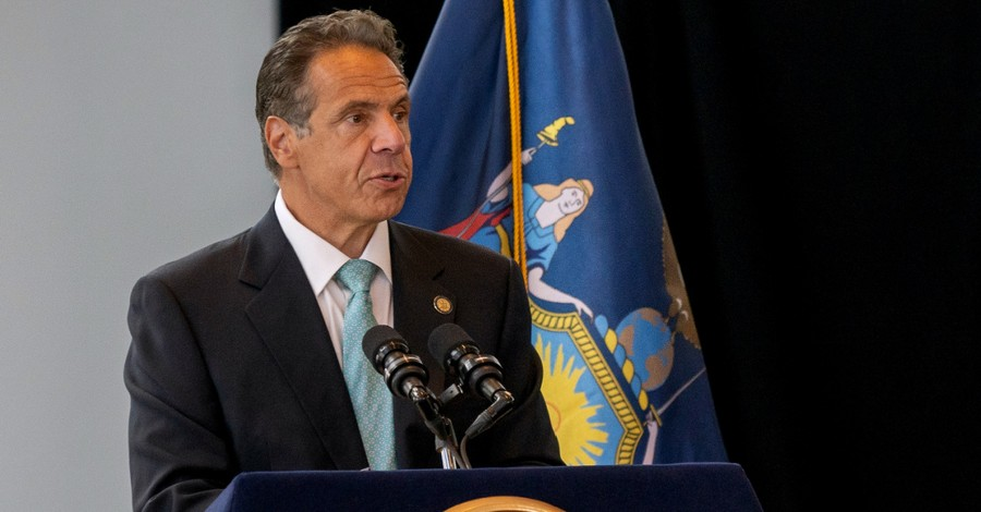 Andrew Cuomo, Cuomo Resigns amid sexual harassment scandal