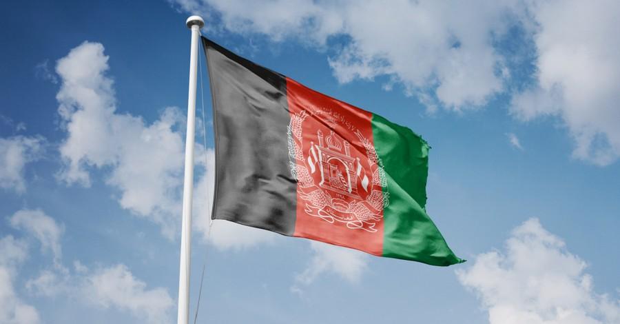 Afghanistan flag, Pentagon identifies bombers as ISIS-K members