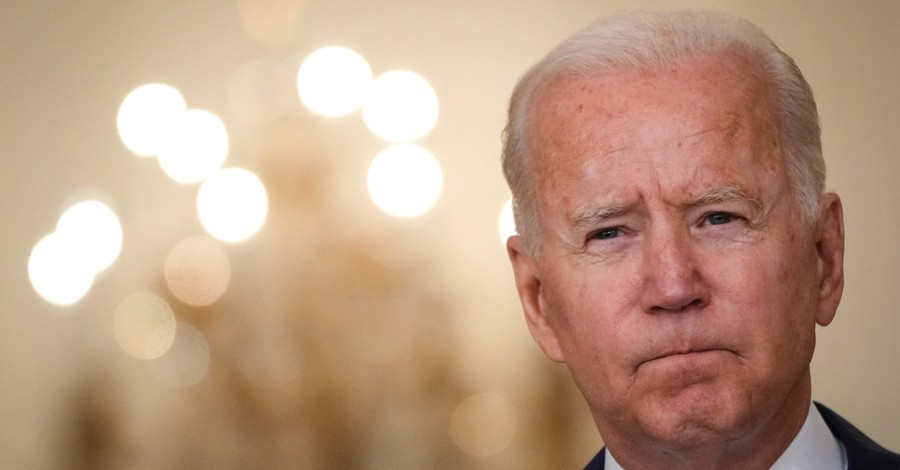 Joe Biden, Biden quotes Isaiah and pledges to avenge US deaths in Afghanistan