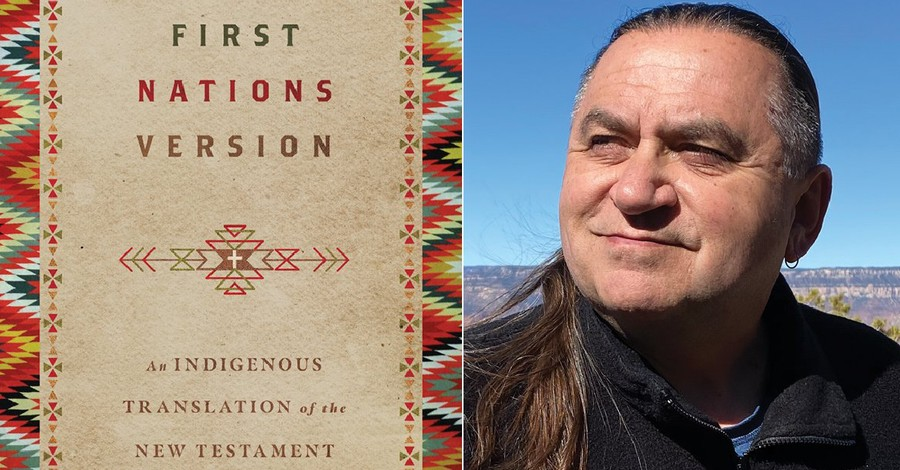 First Nation New Testament translation, InterVarsity publishes First Nations Version translation of the New Testament