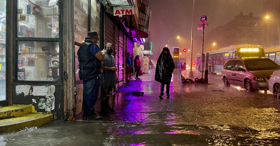 Flooding in New York, Nine are dead after Tropical Depression Ida drenches New York City
