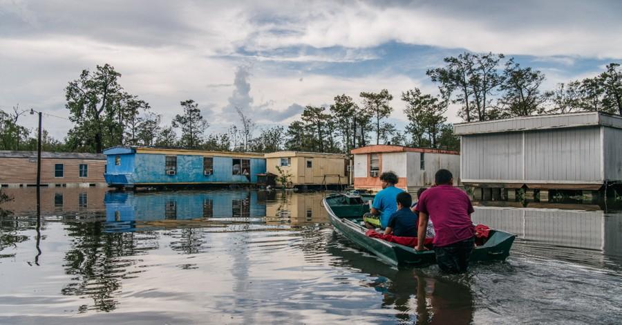 Hurricane Ida hits Louisiana, Joel Osteen's church offers refuge to Hurricane Ida Evacuees