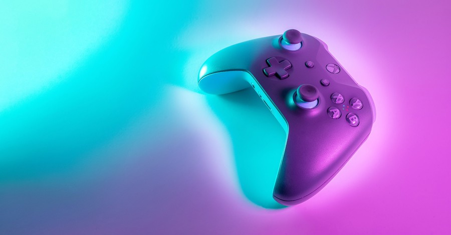 a video game controller, Video game company CEO resigns over his pro-life views