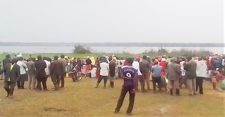 Crowds waiting to recover Dante Tambika's body, extremists kill a young Christian boy in Uganda