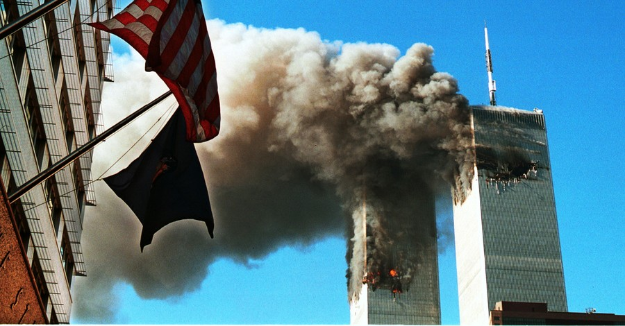 The twin towers on fire, 4 biblical lessons from 9/11 that apply to today