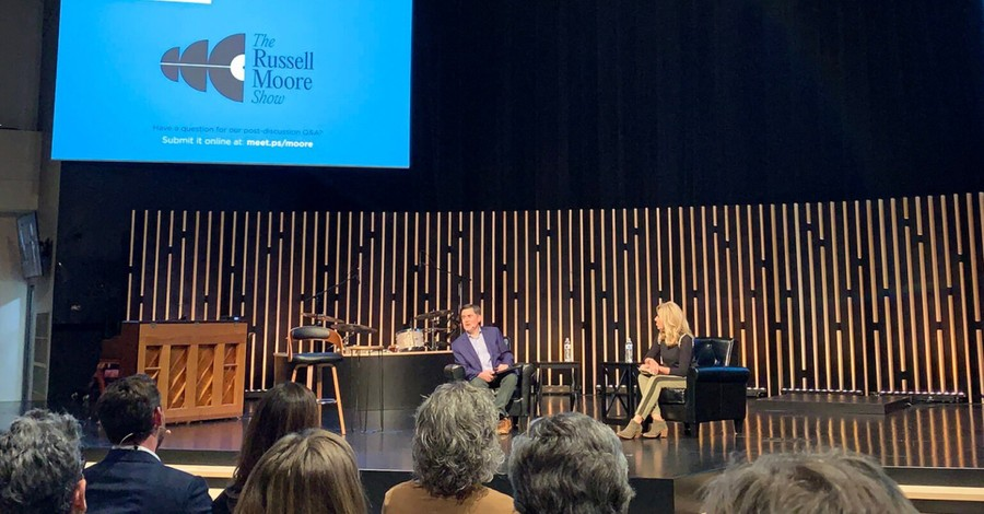 Russell Moore and Beth Moore, The two Moores speak on their regrets on leaving and staying within the SBC