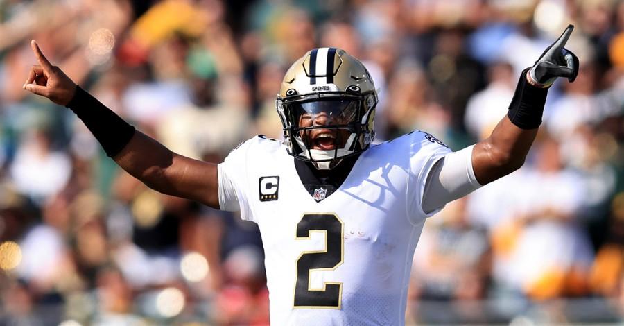 Jameis Winston, Winston starts the NFL season off successfully