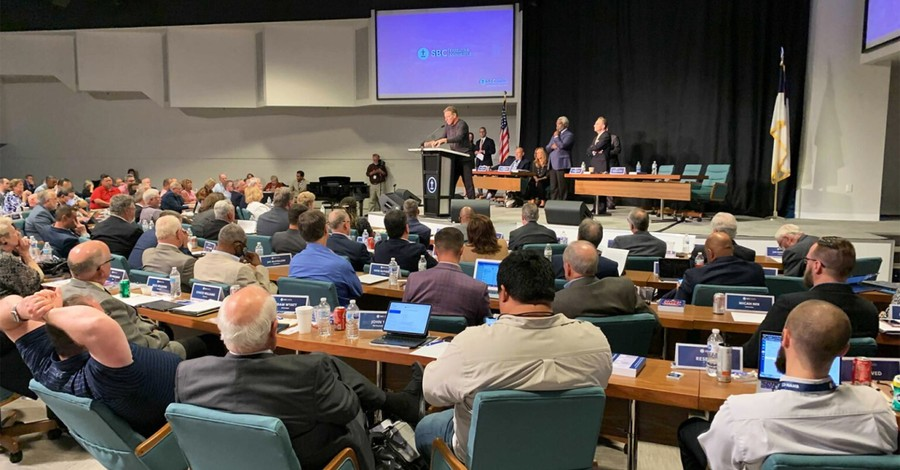 SBC Executive Committee, SBC Executive Committee agrees to pay for abuse review
