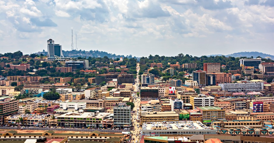 A city in Uganda, Woman attacked to housing Christian converts