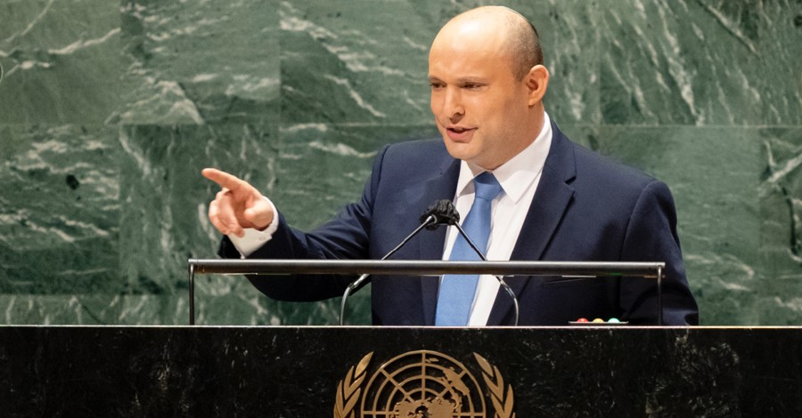 Naftali Bennett, Bennett asserts that Israel is constantly having to fight for its democracy