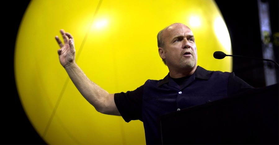 Greg Laurie, SoCal Harvest event aims to pack Angel Stadium