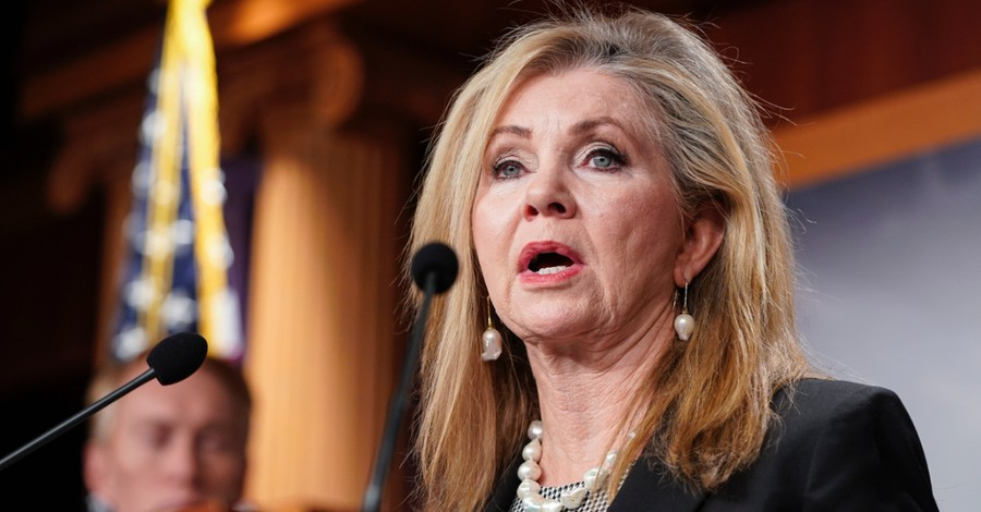 Pro-Life Sen. Marsha Blackburn Tells Abortion Supporters 'Science Is on Our Side'