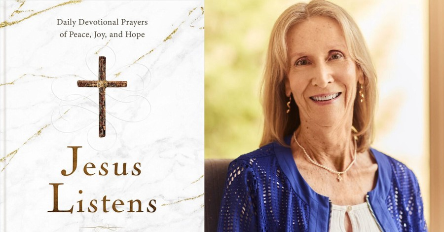 Sarah Young, In her new book, Sarah Young of Jesus Calling hopes Jesus is listening